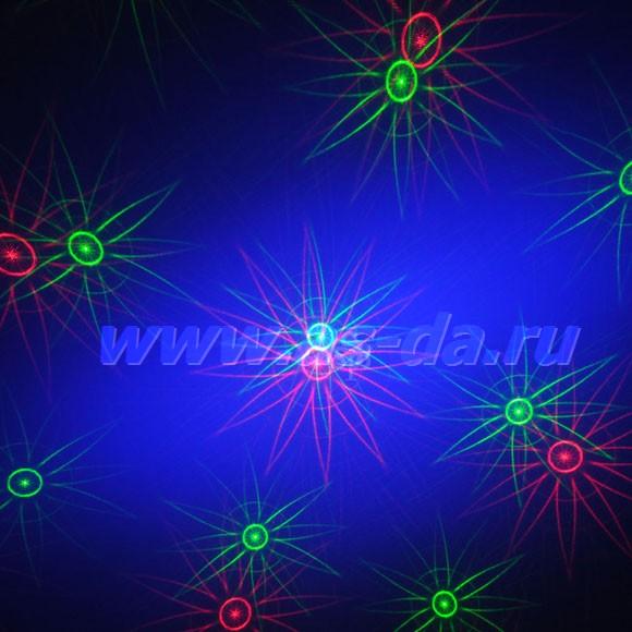 лазерный проектор для клуба