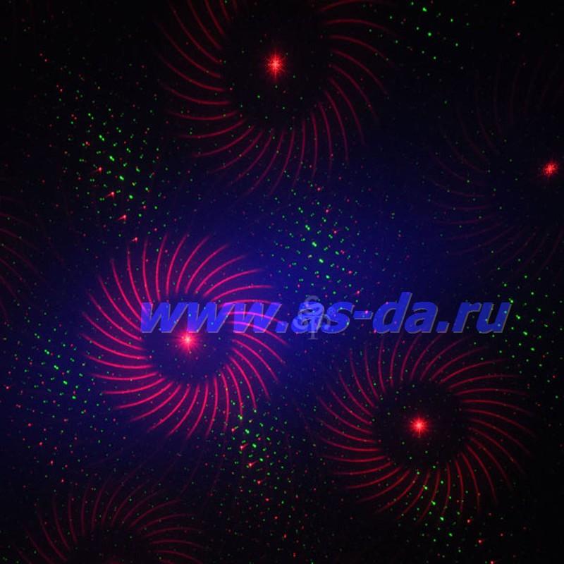 лазерное шоу для дома