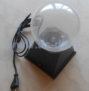 плазменный светильник