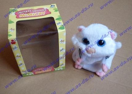 игрушка повторюшка кот