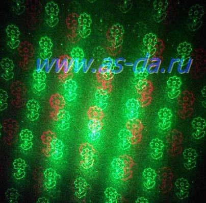 мини лазерный проектор для дома бара дискотеки