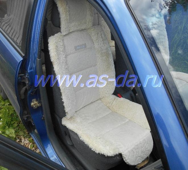 меховые накидки люксури для авто на сиденья накидки из меха
