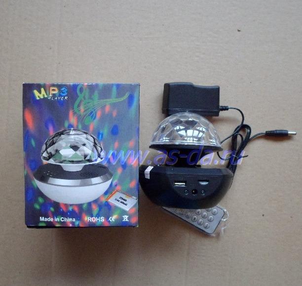 светодиодный диско шар с мп3