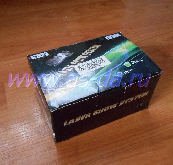 лазерный проектор вечеринка